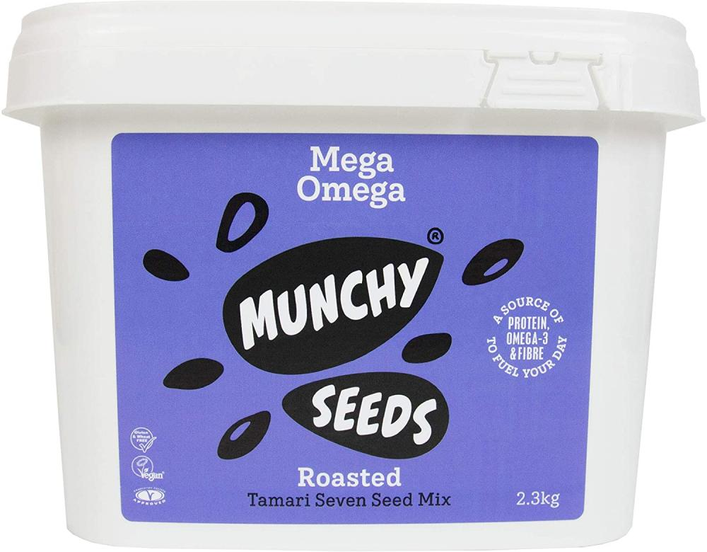 Munchy Seeds Mega Omega Sprinkles 2.3kg