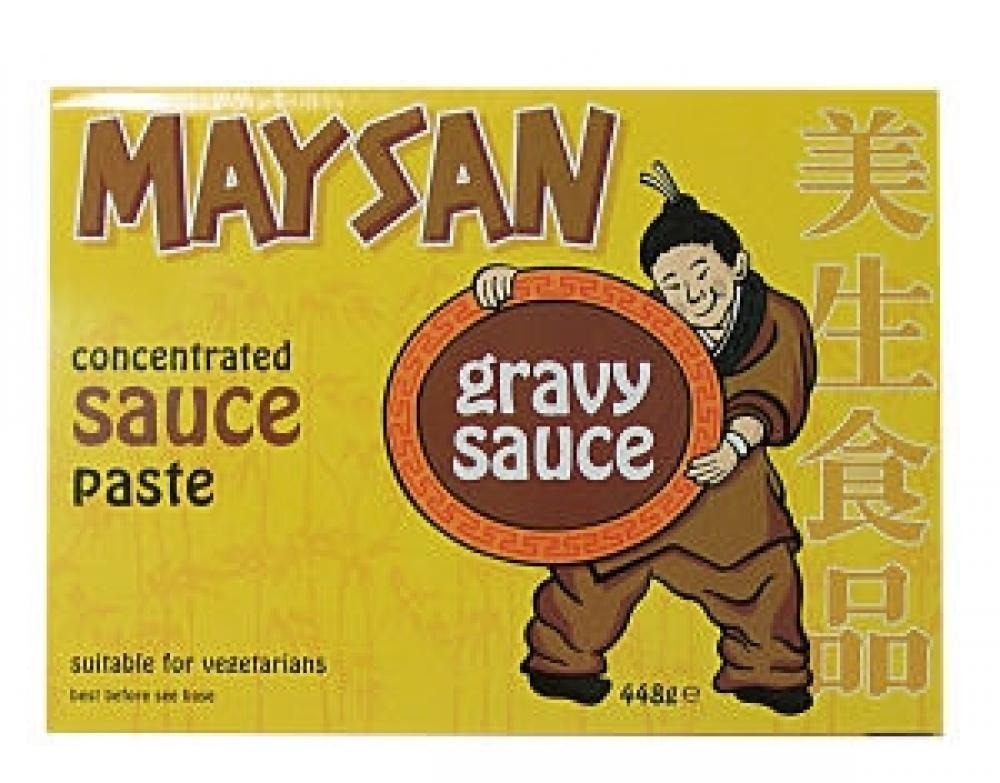 Maysan Concentrated Sauce Paste Gravy Sauce 448g