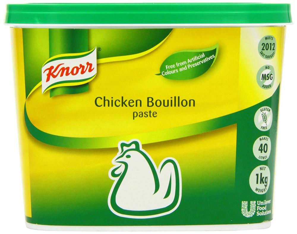 Knorr Chicken Bouillon Paste 1kg