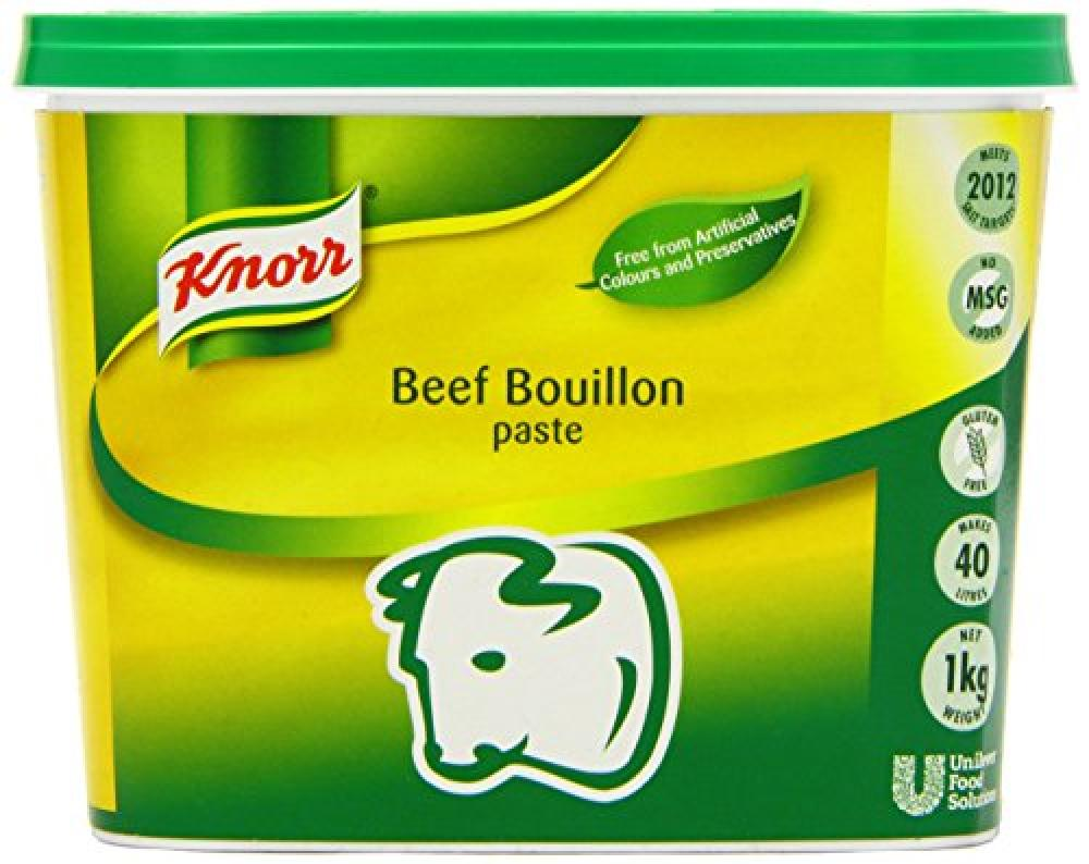 Knorr Bouillon Beef Paste 1 kg