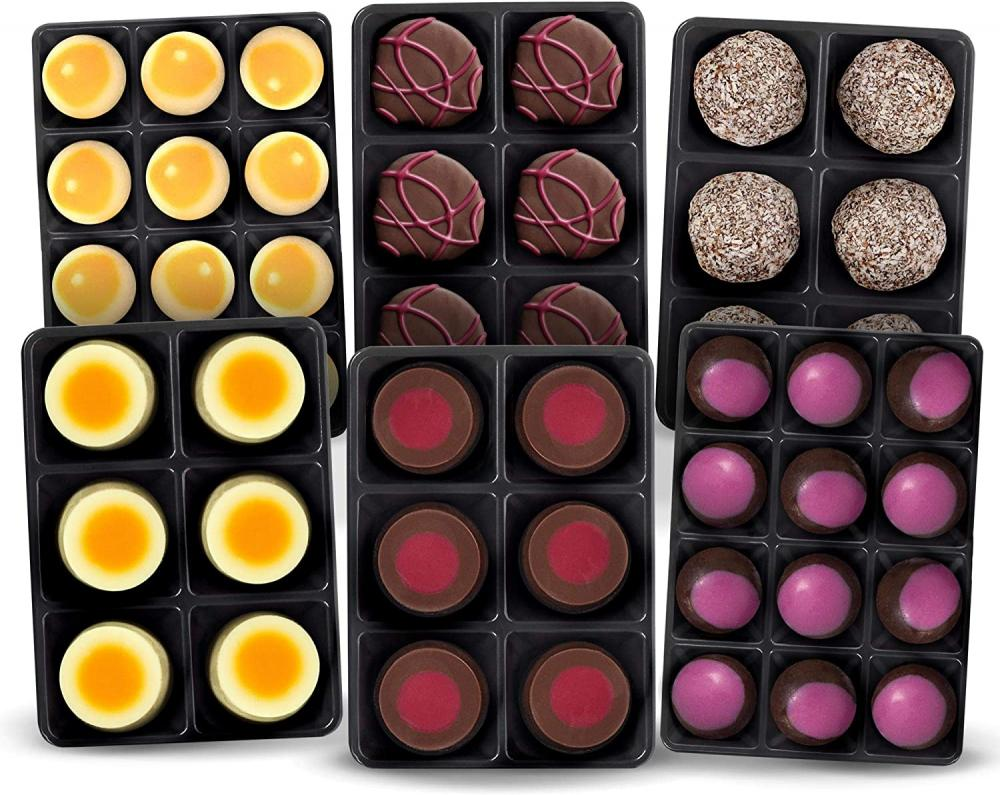 Hotel Chocolat The Selectors Collection Fruity 395g
