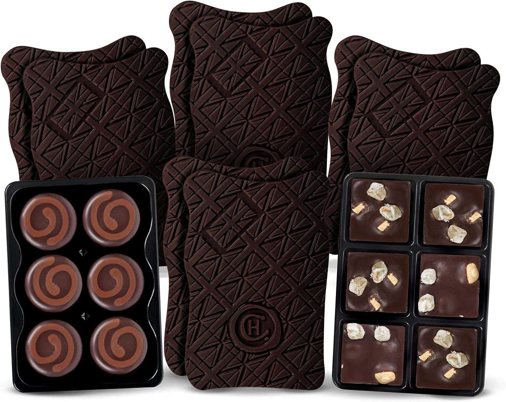 Hotel Chocolat The Selectors Collection Dark 570g