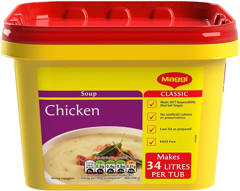 Maggi Chicken Simmer Soup 2kg