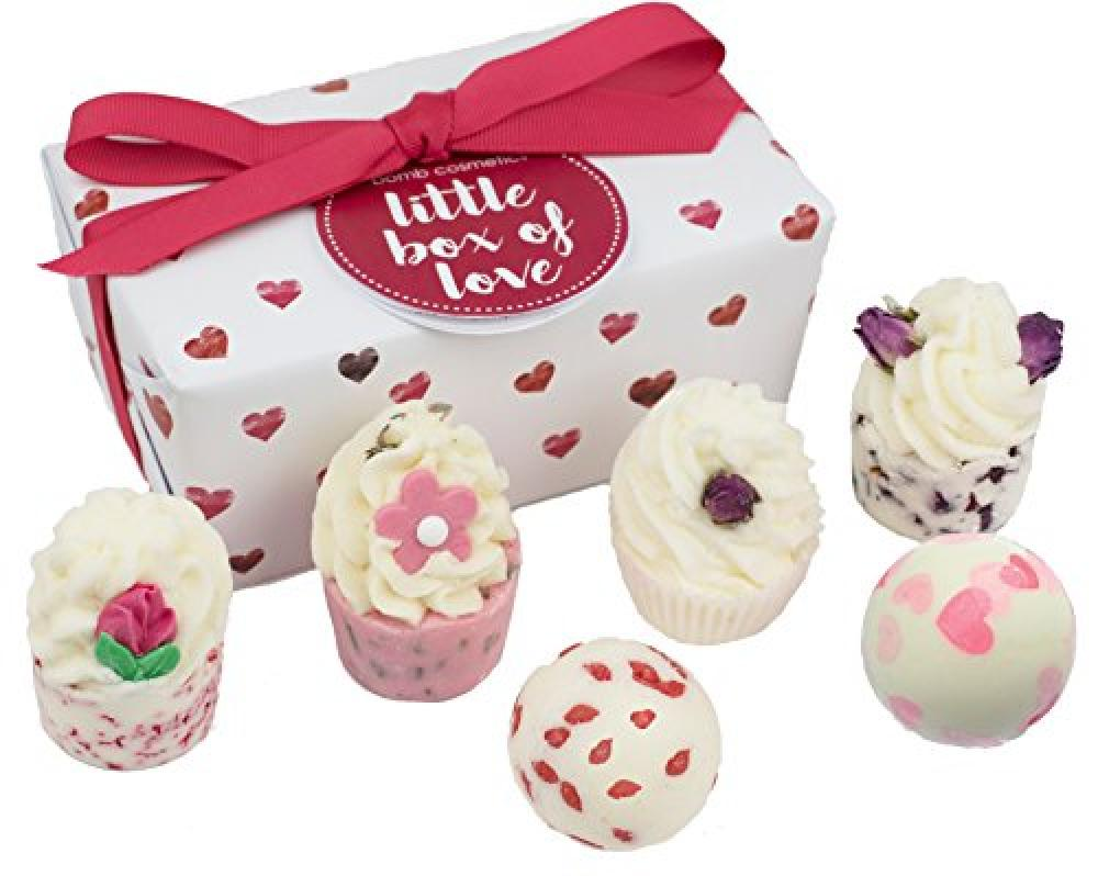 Bomb Cosmetics Little Box of Love Gift Pack Packaging may vary