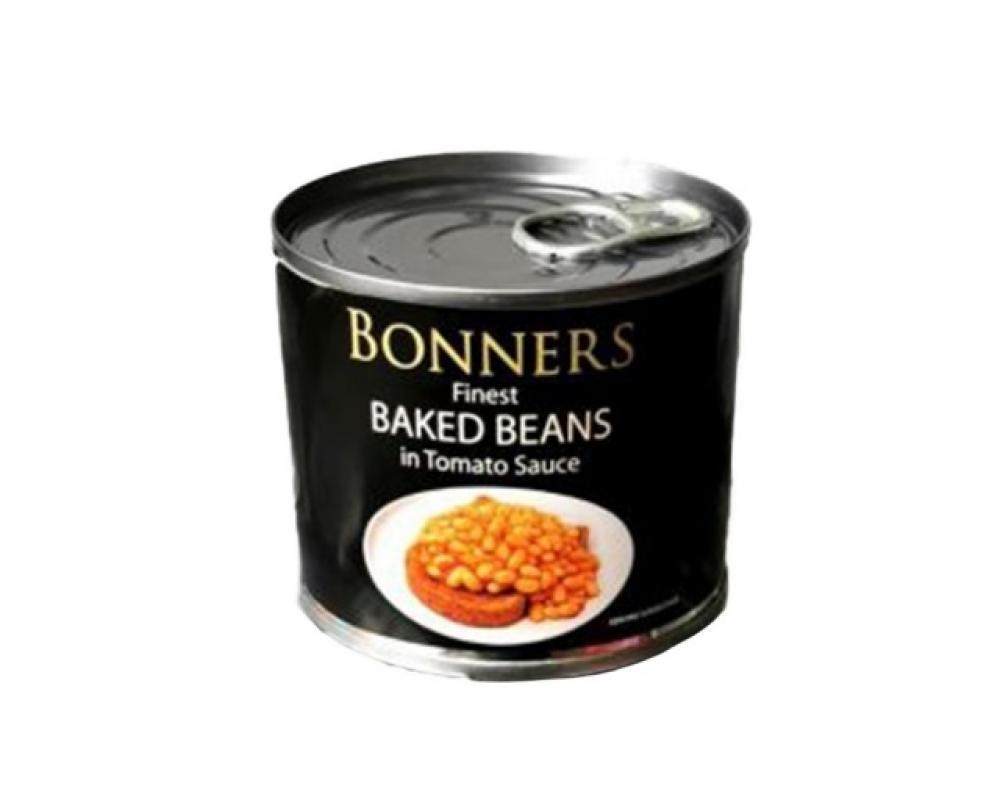 20P MEGA DEAL  Bonners Finest Baked Beans In Tomato Sauce 220g