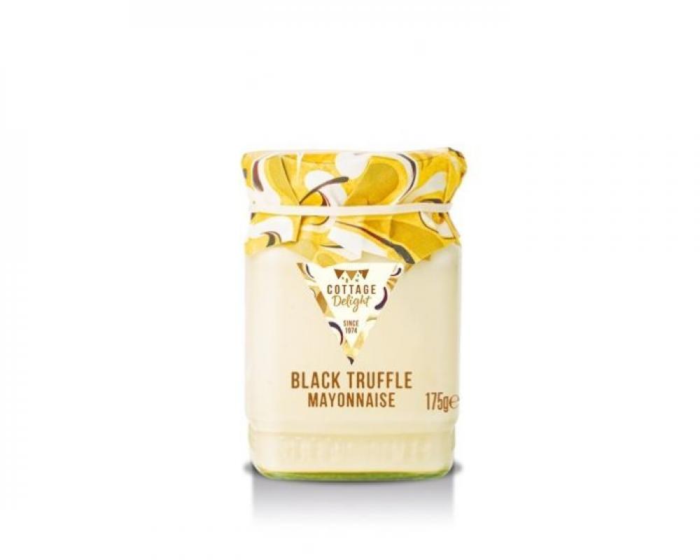 Cottage Delight Black Truffle Mayonnaise 175g