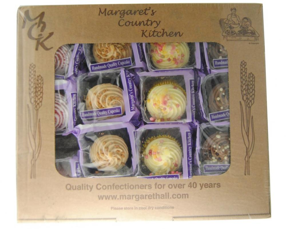 Margaret S Country Kitchen Christmas Upcakes