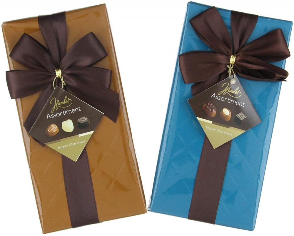 Hamlet Chesterfield Line of Assorted Coloured Wrapped Chocolate Ballotins x 2 250 g