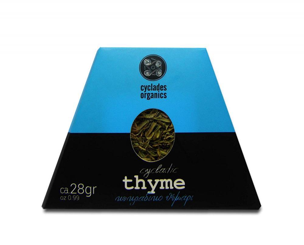 Cyclades Organics Cycladic Thyme 28g