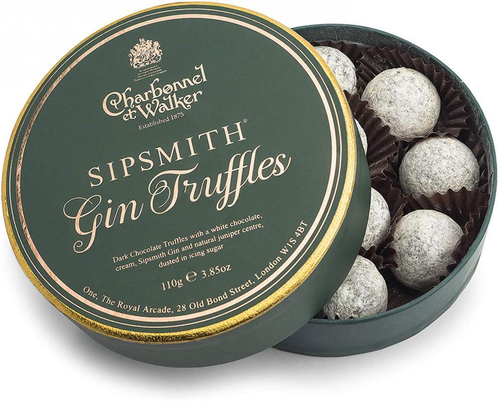 SALE  Charbonnel Et Walker Sipsmith Gin Truffles 110g