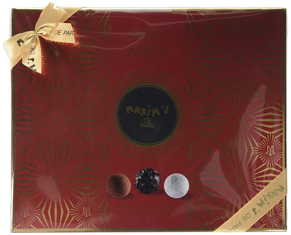Maxims de Paris Assorted Truffles 215 g