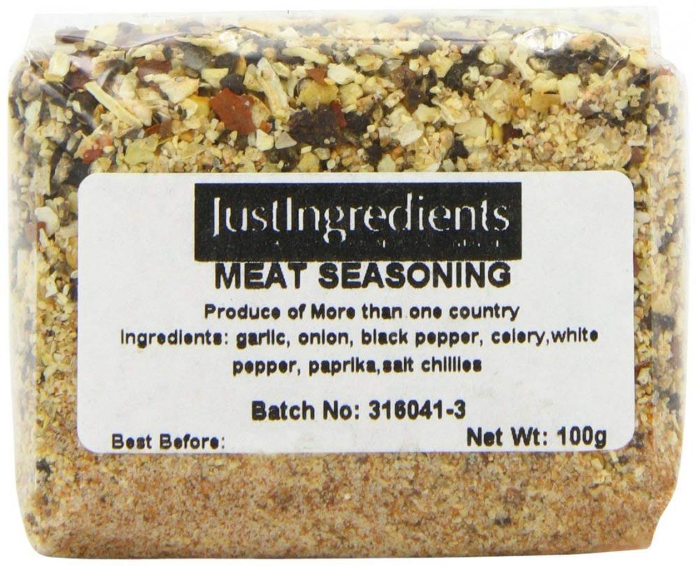 JustIngredients Meat Seasoning 100g