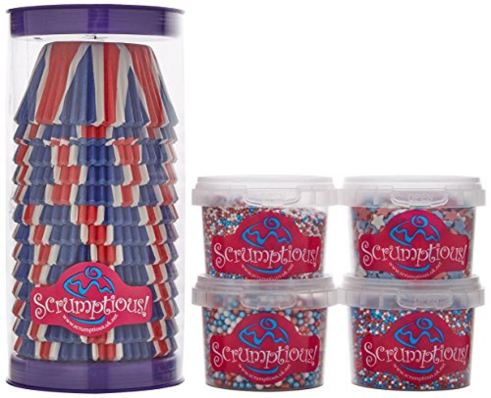 Scrumptious Sprinkles Bumper Olympic Union Jack Pack