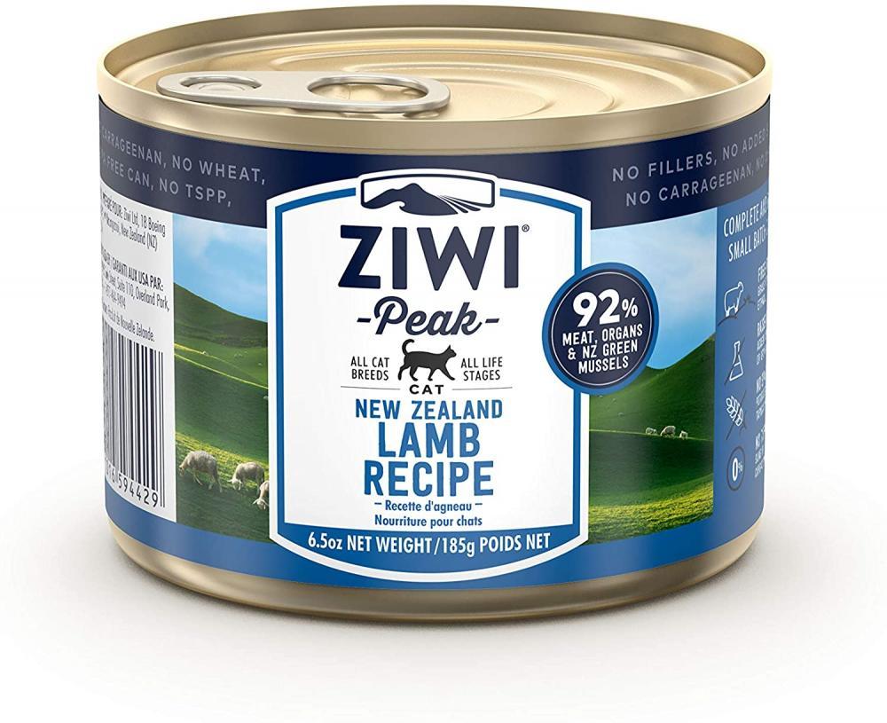 Ziwipeak Lamb Daily Cat Food 185 g