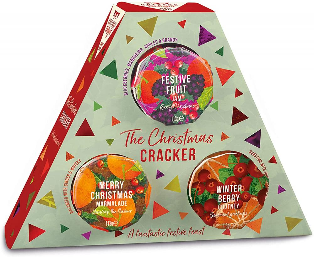 Cottage Delight The Christmas Cracker