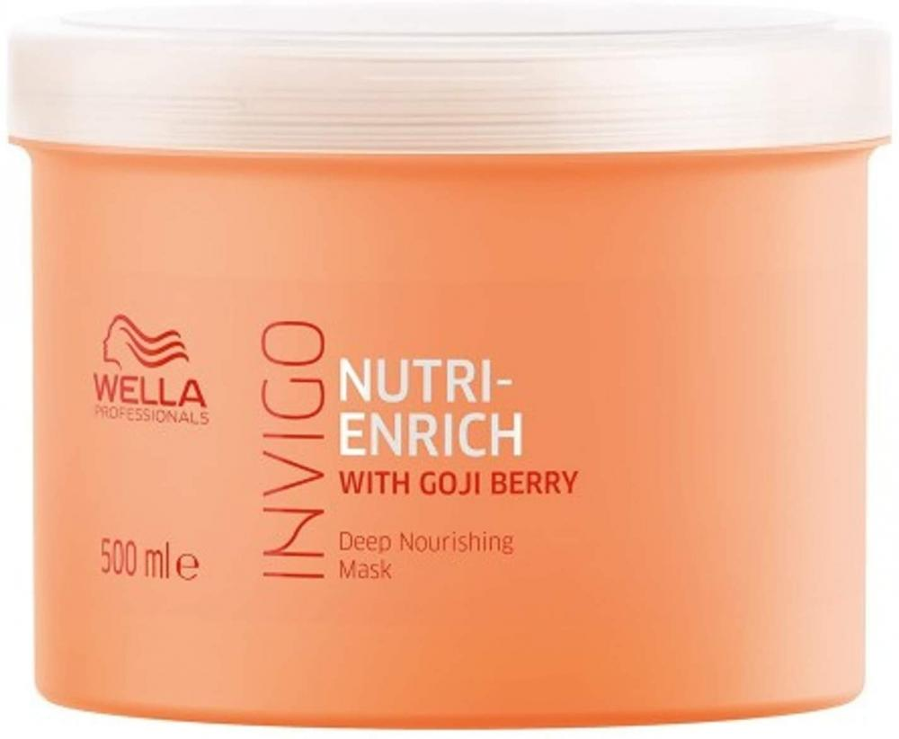 Wella Invigo Nutri-Enrich Deep Nourishing Hair Mask 500ml