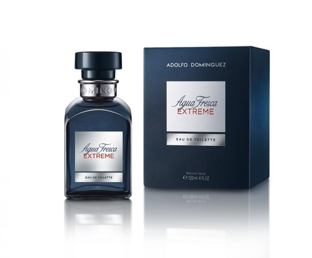 Adolfo Dominguez Agua Fresca Extreme EdT for Him 120 ml