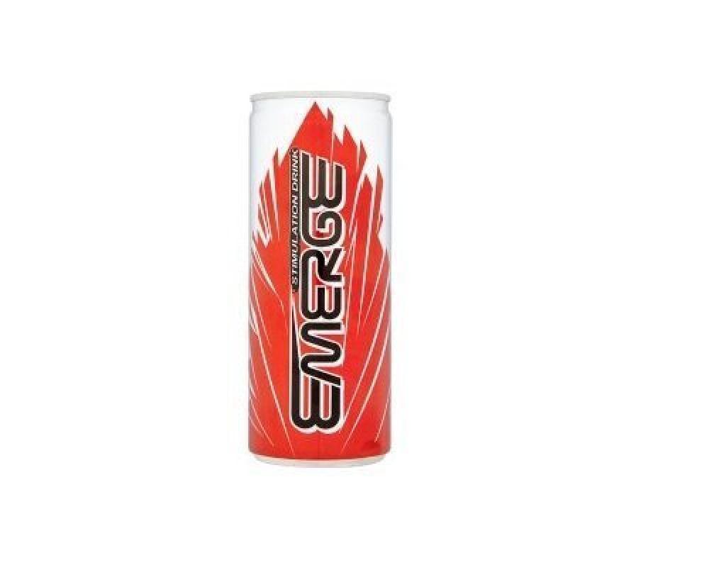 Emerge Energy Drink Can 250ml
