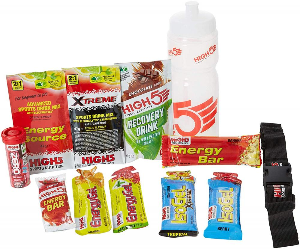 High5 Triathlon Pack | Approved Food