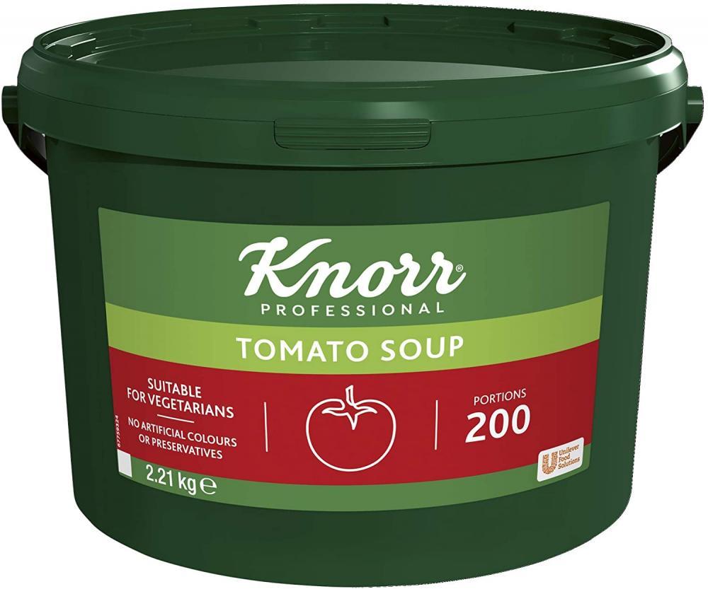 Knorr Professional Tomato Soup Mix 2.21kg