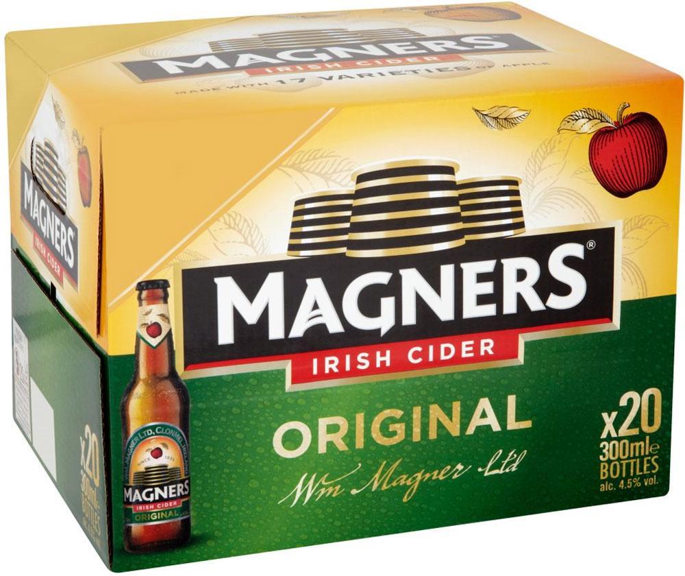 Magners Irish Cider Original Apple 20 x 300ml