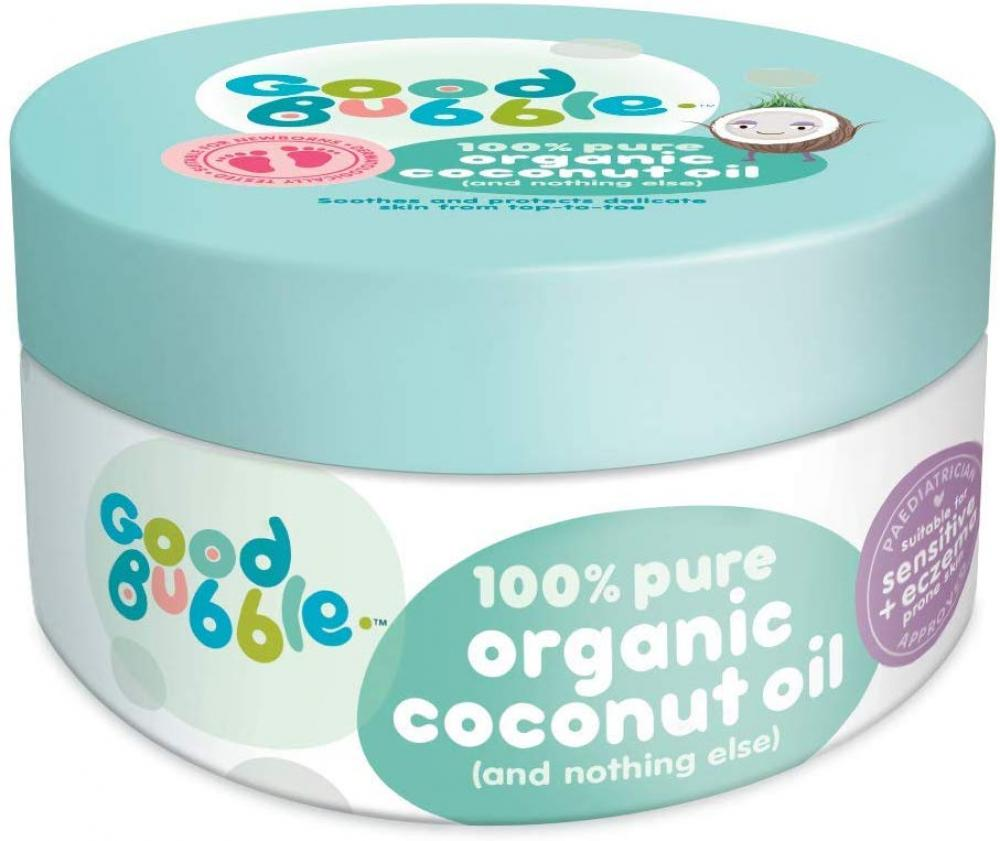 BLACK FRIDAY SPECIAL  Good Bubble Organic Coconut Oil 185 g
