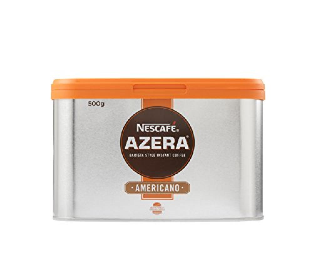 WEEKLY DEAL  Nescafe Azera Americano Instant Coffee Tin 500g