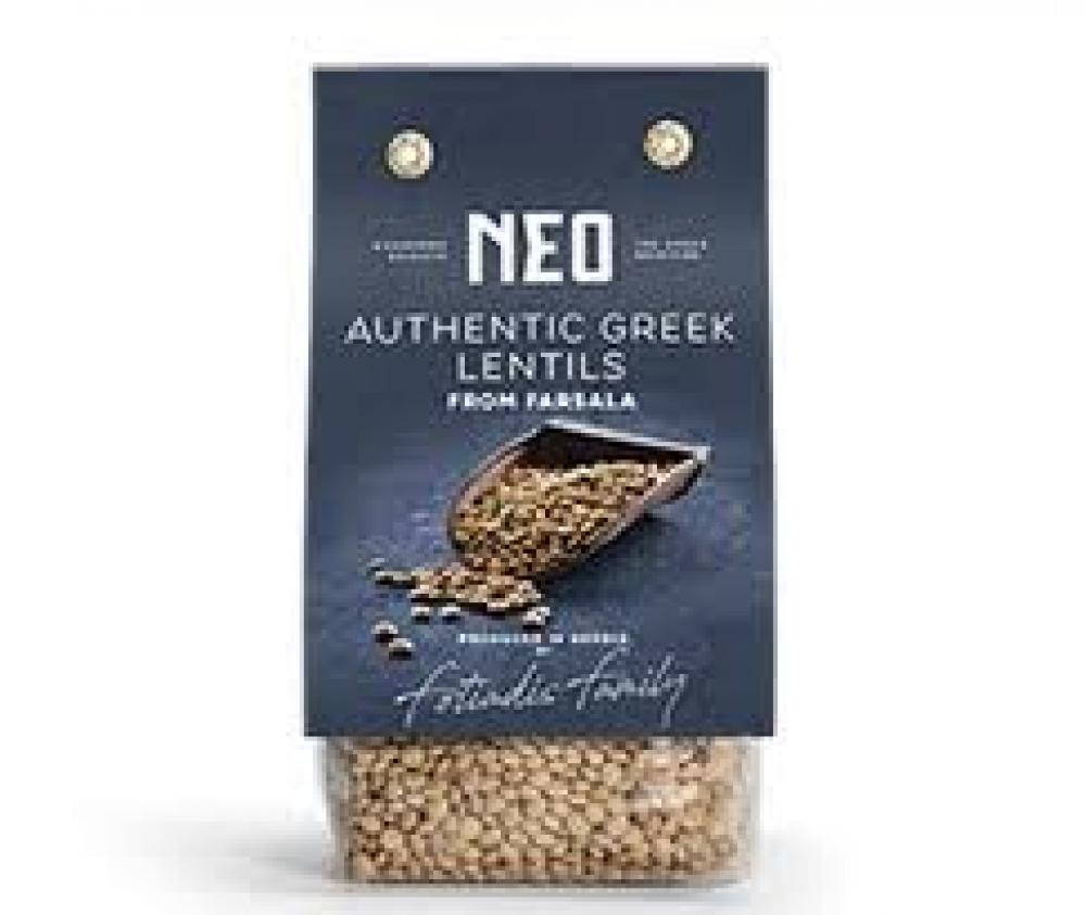 neo Authentic Greek Lentils 400g