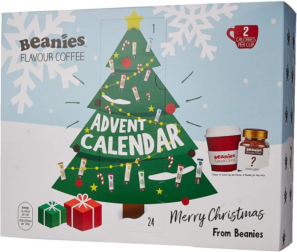 Beanies Flavored Coffee Advent Calendar 735g
