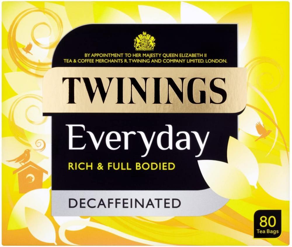 Twinings Everyday Decaffeinated 250 g