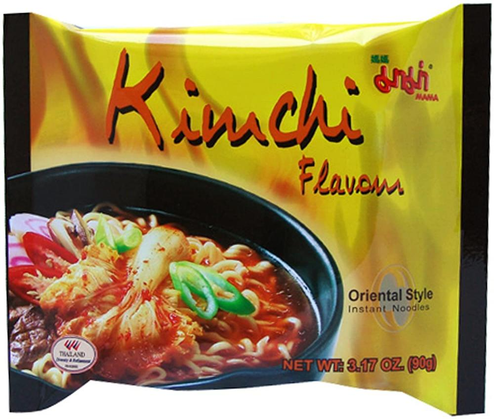 Mama Instant Noodles Kimchi Jumbo 90g