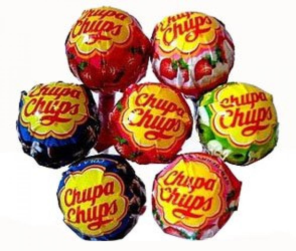 Chupa Chups Lollipop LUCKY DIP 12g