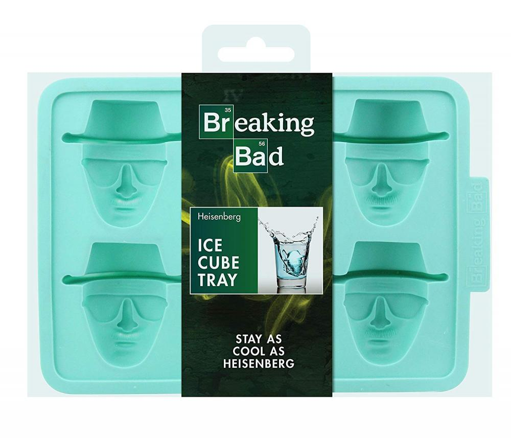 Unbranded Breaking Bad Heisenberg Ice Cube Tray