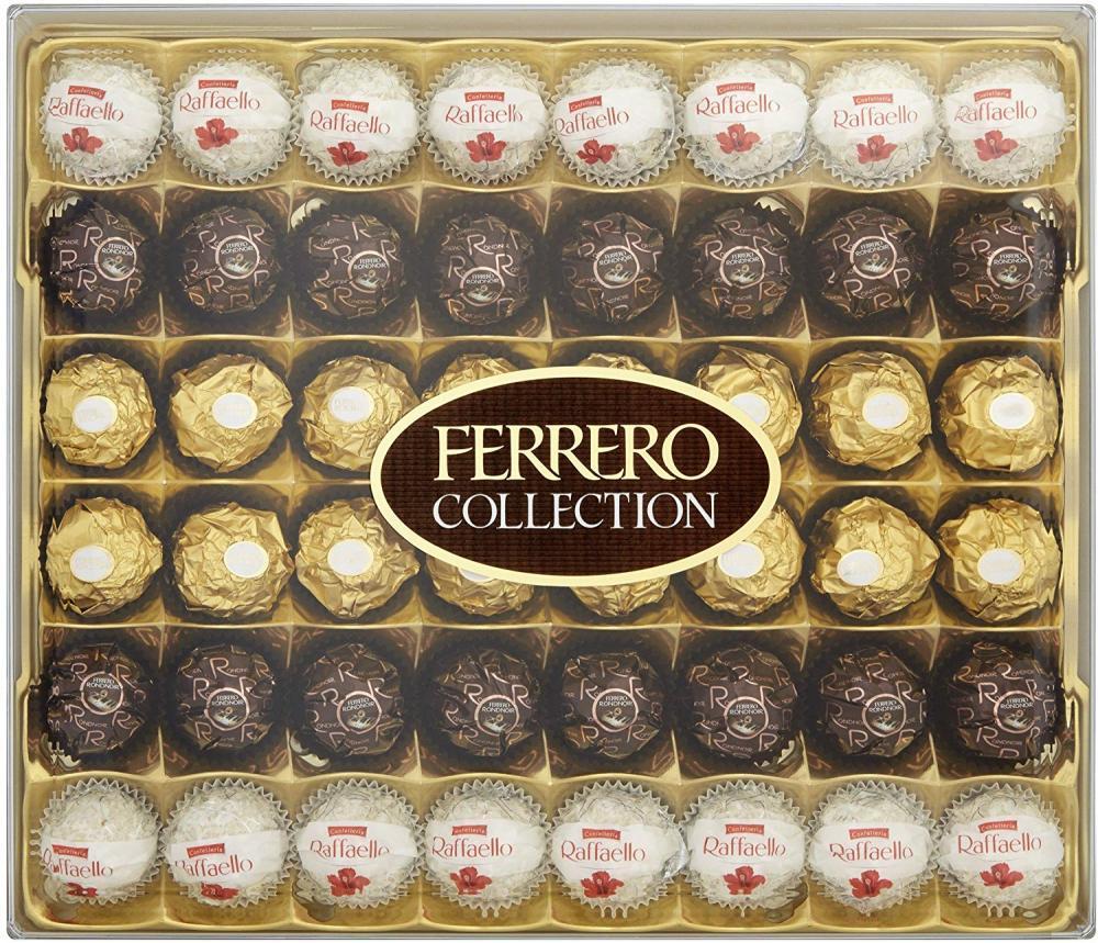 Ferrero Collection 48 Pieces