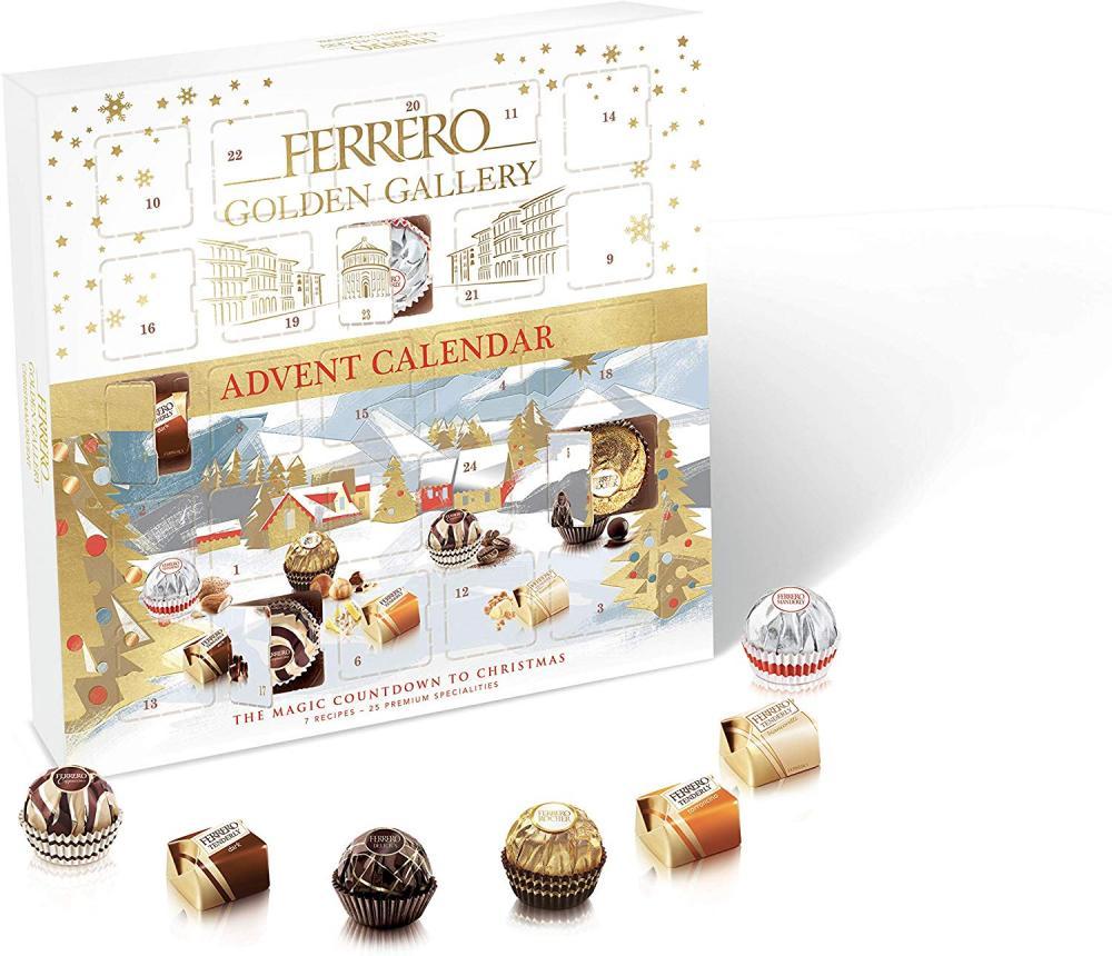 Ferrero Golden Gallery Advent Calendar 230g