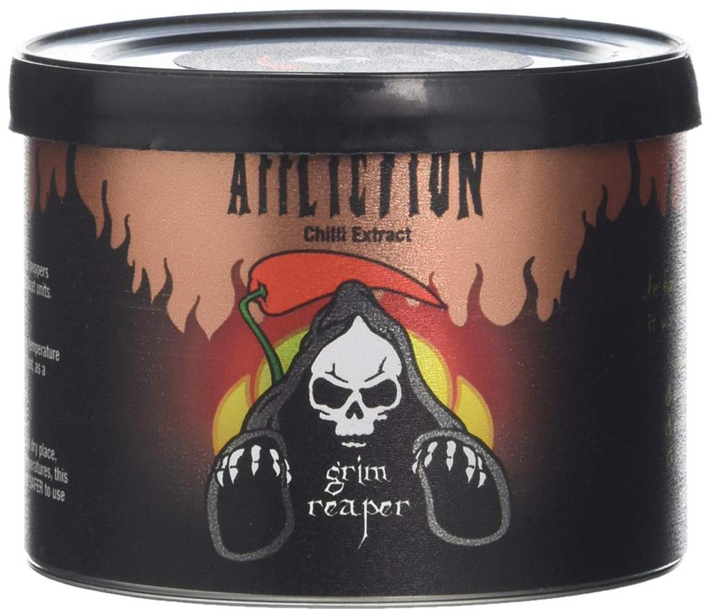 Grim Reaper Affliction 9 Million Scoville Chilli Extract 15ml