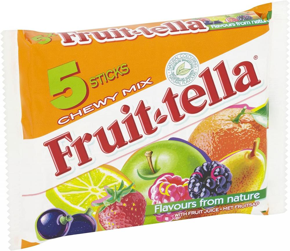 Fruittella Chewy Mix 5x41g