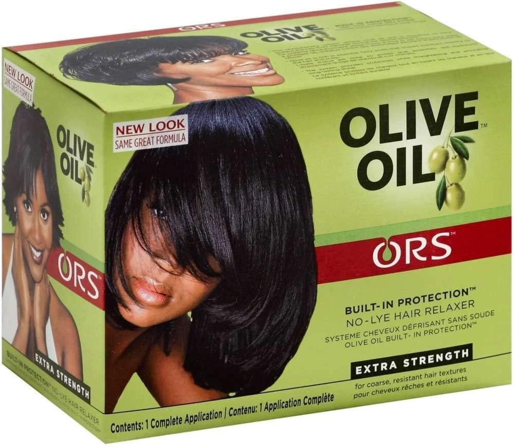 ORS Olive Oil Extra Strength Hair Relaxer