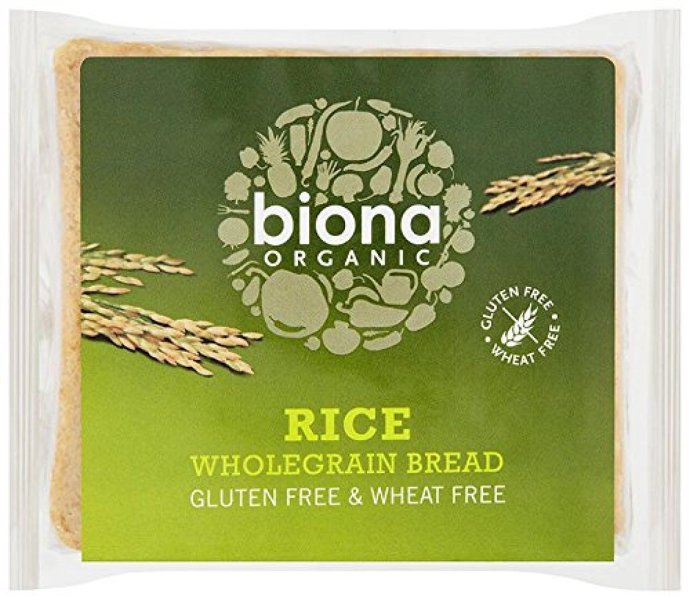 Biona Organic Rice Bread 500 g