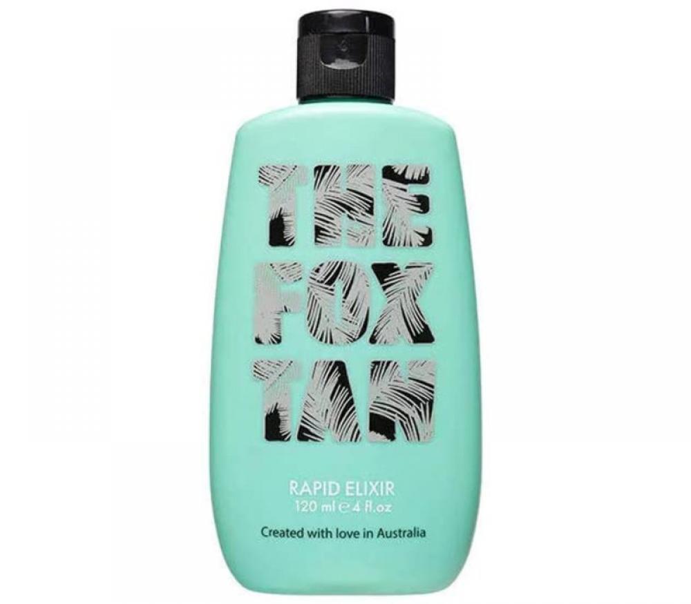 The Fox Tan Rapid Tanning Elixir 120 ml