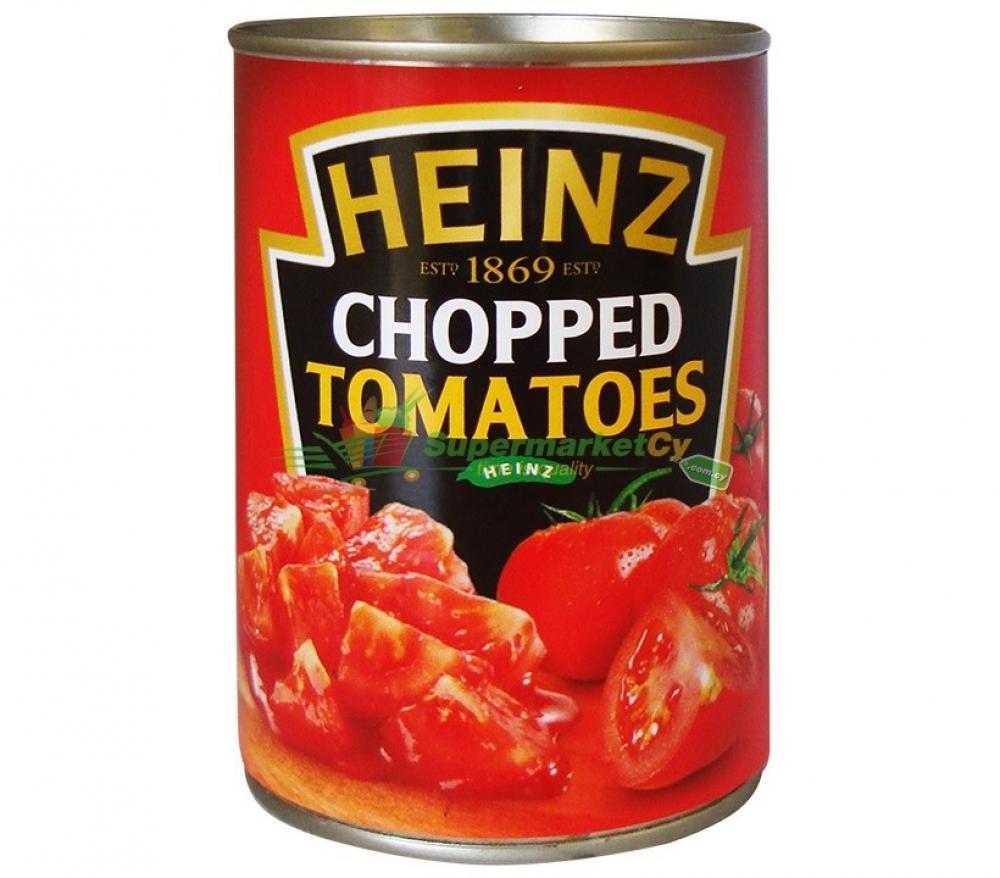 Heinz Chopped Tomatoes 400g