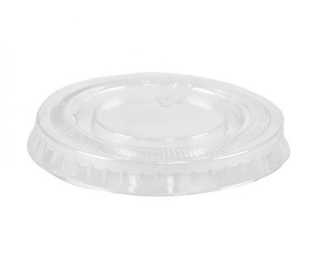 Plastic Portion Pots Lids 2oz