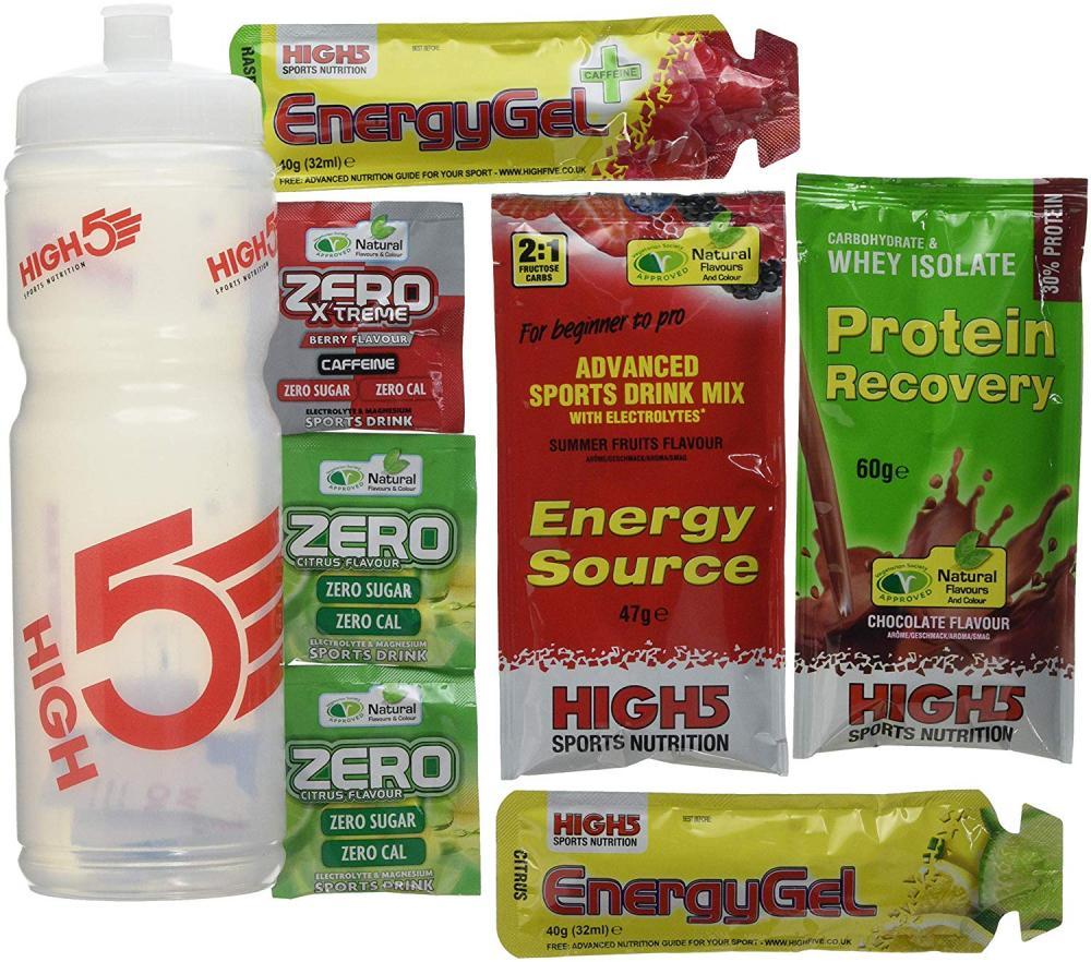 SALE  High 5 Sports Nutrition Starter Kit
