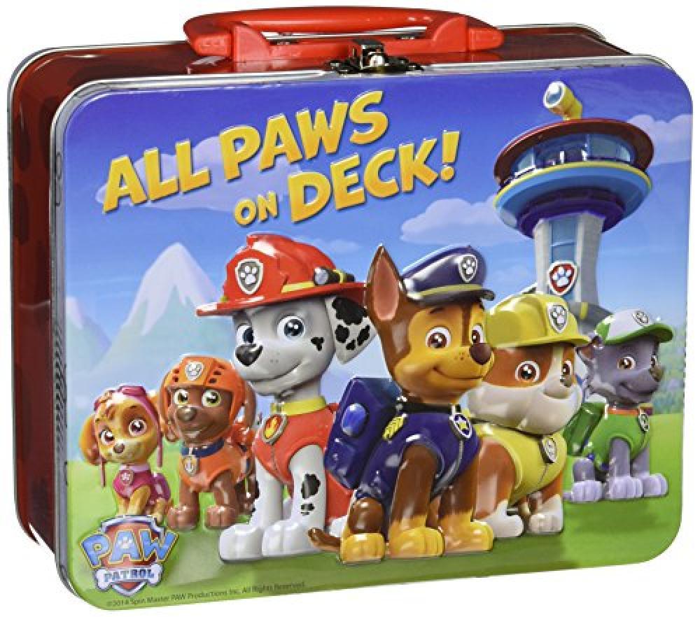 SALE  Paw Patrol Marshmallows Lunchbox Tin 60g