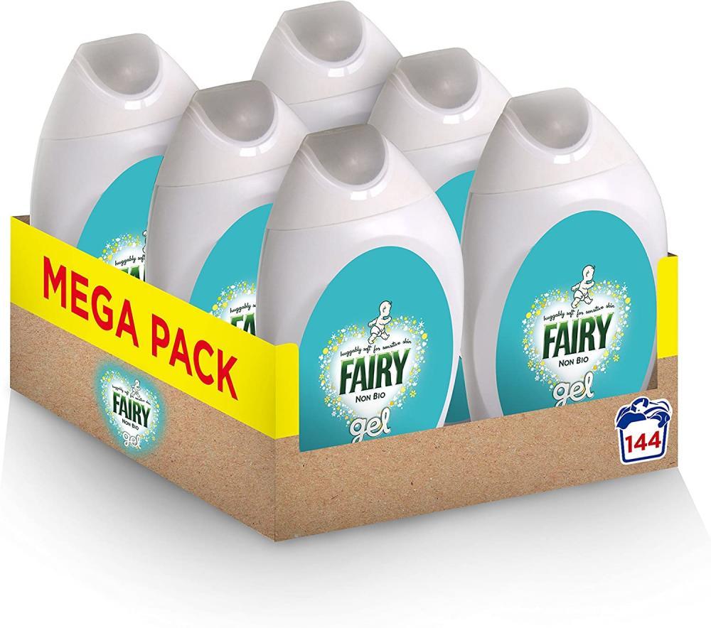 Fairy Non-Bio Laundry Washing Gel 888ml
