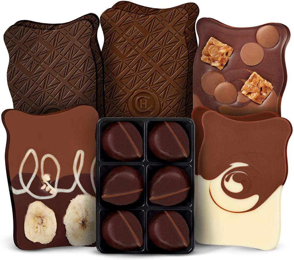 Hotel Chocolat The Selectors Collection Milk to Caramel 560g