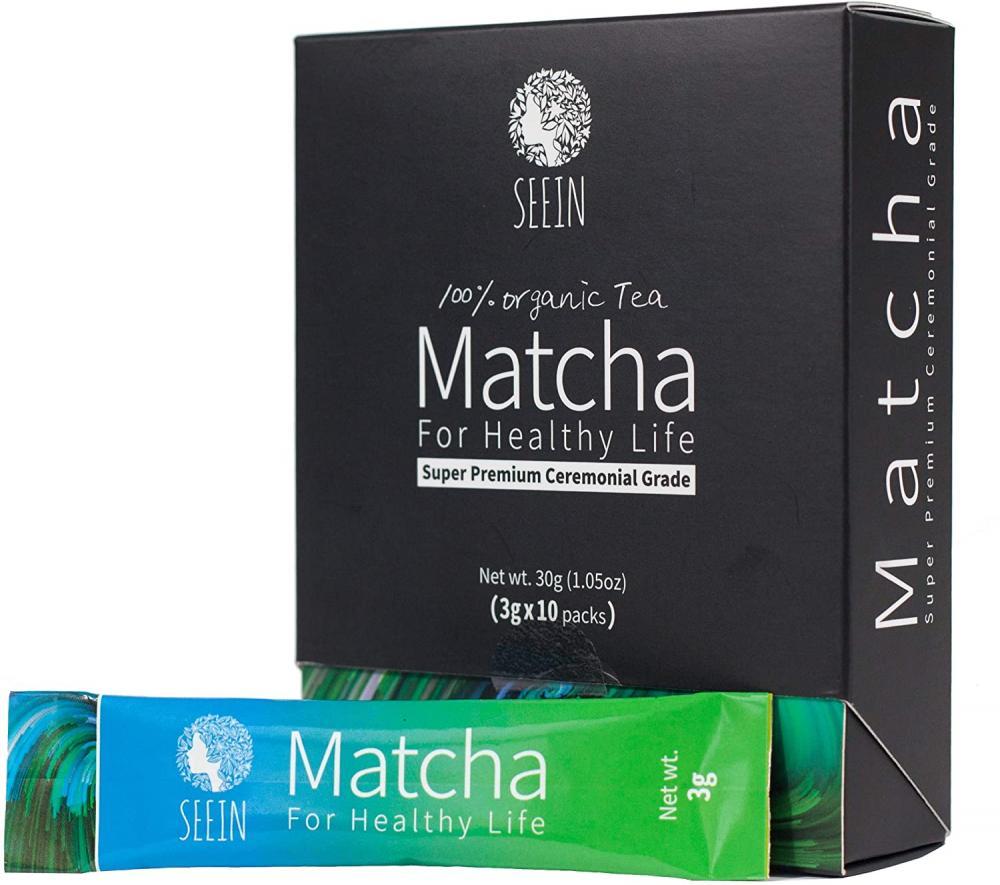 Seein Matcha For Healthy Life 3gx10
