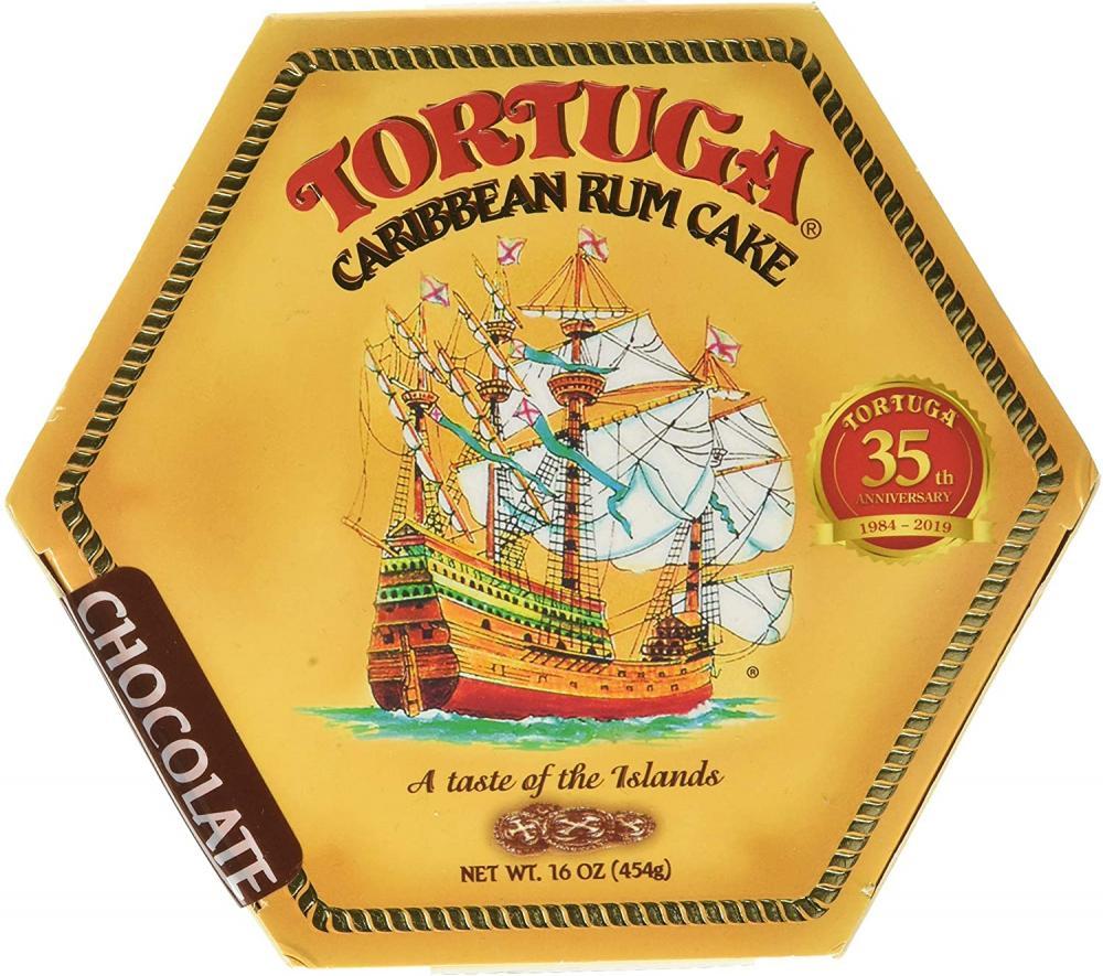 Tortuga Rum Cake Chocolate Flavour 454g