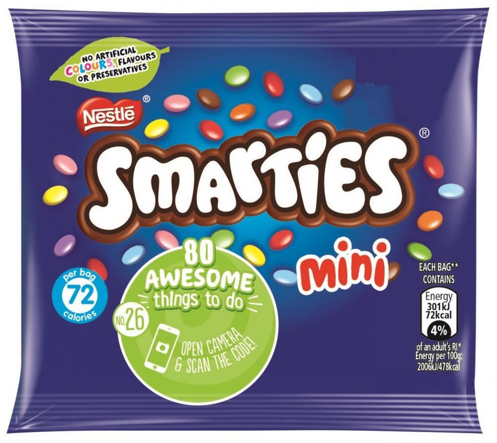 Nestle Mini Smarties 15g