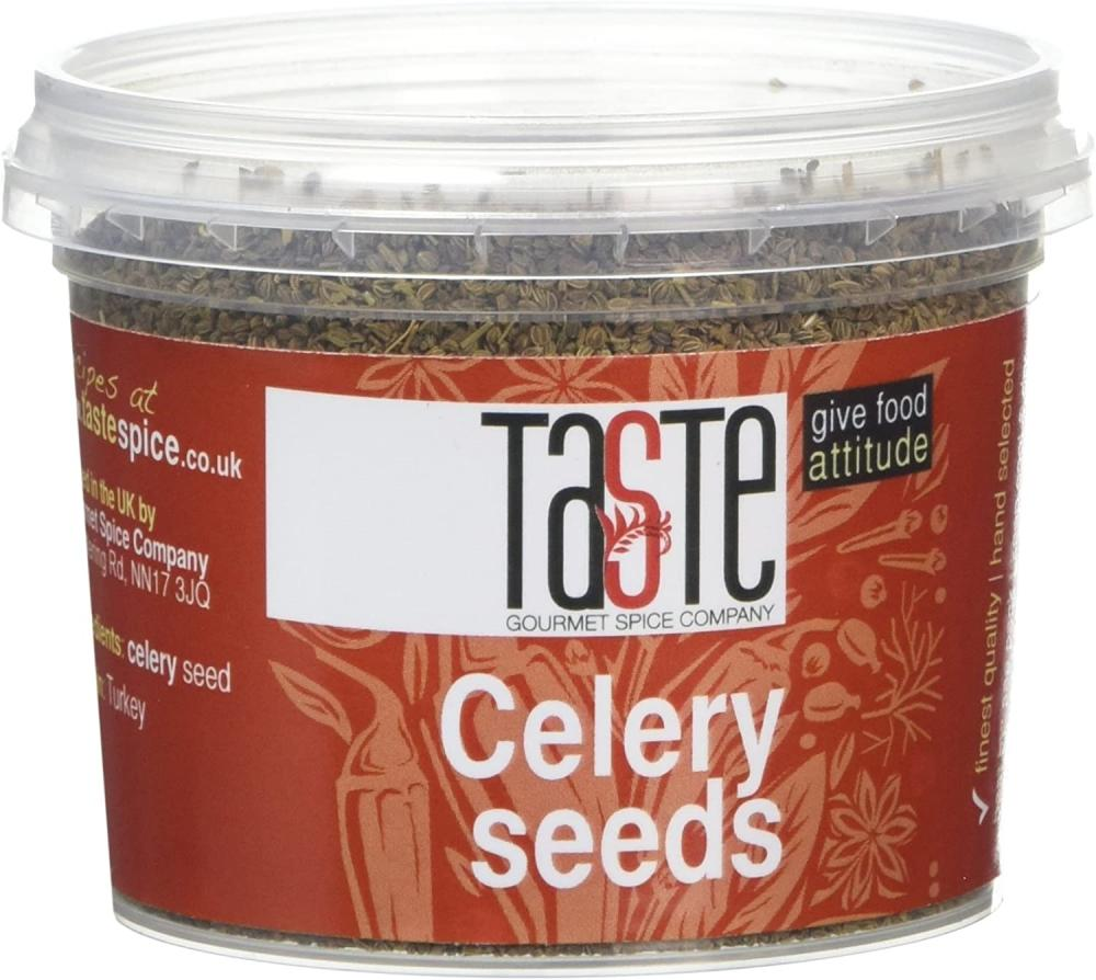 Gourmet Spice Company Celery Seeds 40g